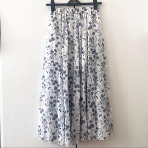 Dresses & Skirts - Long Floral Skirt